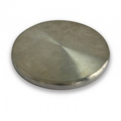 DIN28011- 304L- 400mm diameter 3mm thick