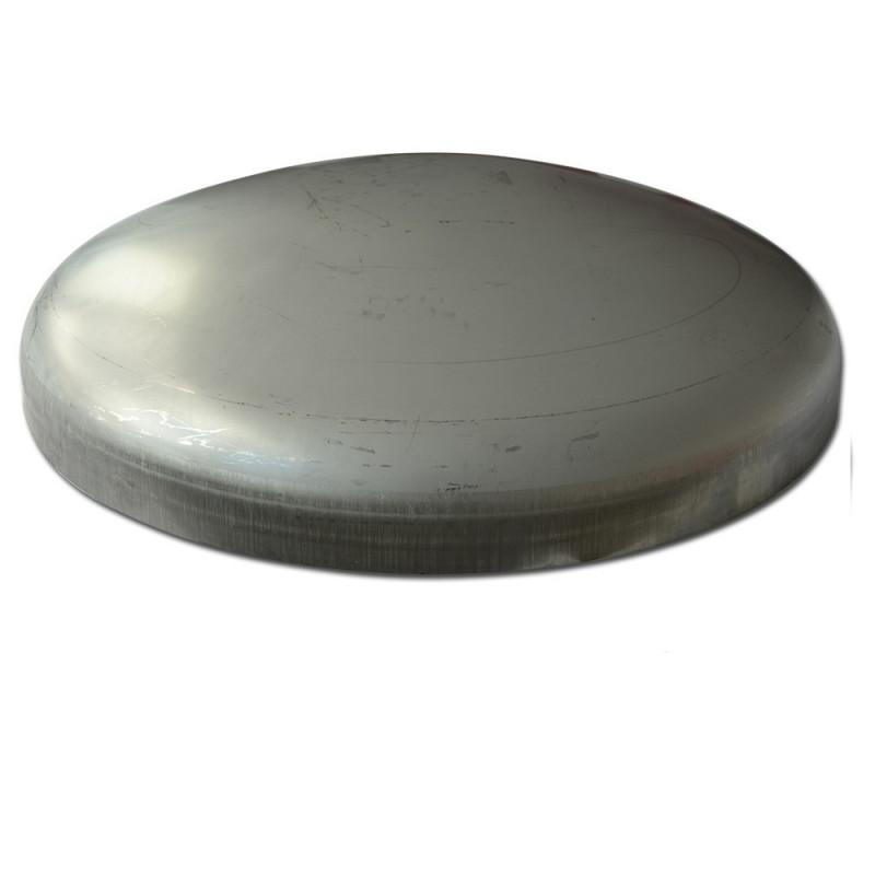 Fond bombé GRC D.EXT 800 EP.3mm Dép. 304 L NFE81102