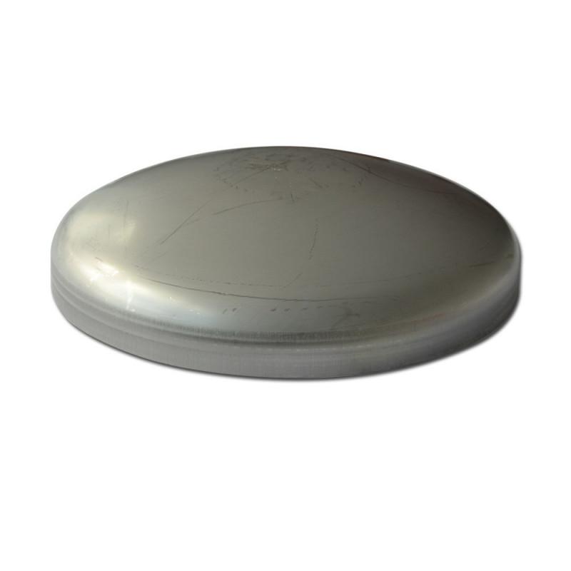 Fond bombé GRC D.EXT 700 EP.3mm Dép. 304 L NFE81102