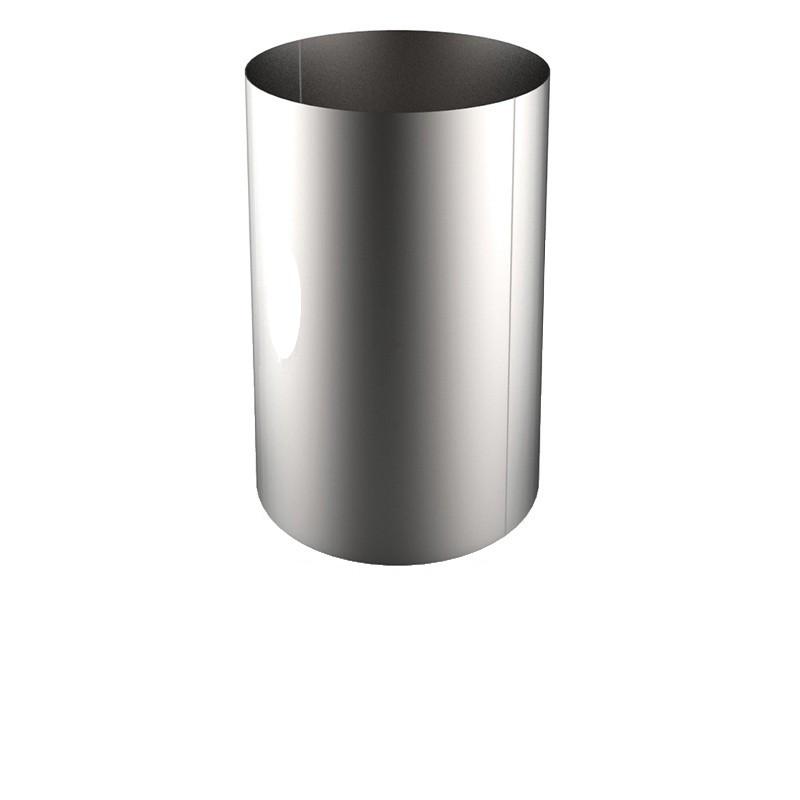 VIROLE ROULEE SOUDEE D.EXT 600 épaisseur 3 mm en 304L