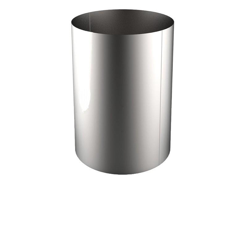 VIROLE ROULEE SOUDEE D.EXT 700 épaisseur 4 mm en 304L