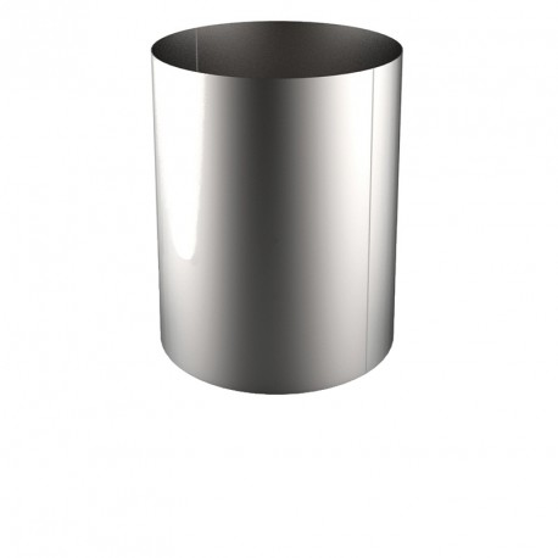 VIROLE ROULEE SOUDEE D.EXT 800 épaisseur 4 mm en 304L