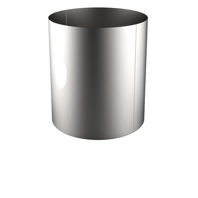 VIROLE ROULEE SOUDEE D.EXT 1100 épaisseur 5 mm en 304L