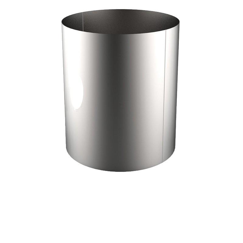 VIROLE ROULEE SOUDEE D.EXT 1000 épaisseur 8 mm en 304L