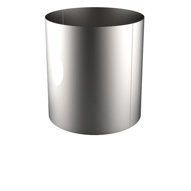 VIROLE ROULEE SOUDEE D.EXT 1200 épaisseur 8 mm en 304L