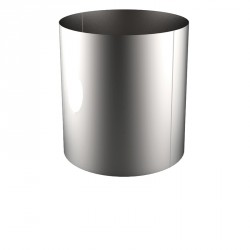 VIROLE ROULEE SOUDEE D.EXT 1200 épaisseur 6 mm en 304L